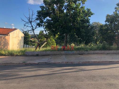 Terreno À Venda, 506 M² Por R$ 95.000,00 - Park Residencial Convívio - Botucatu/sp - Te0094