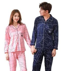 Conjunto De Pijama Roupa De Descanso Lançamento 2019 # A80