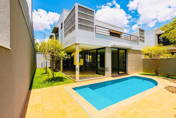 Casa A Venda No Bairro Moema Em São Paulo - Sp. - Bh35545-1
