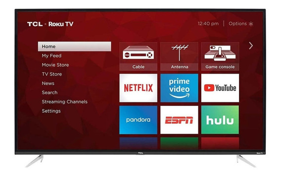 Smart Tv 50 Pulg 4k 3840x2160 60 Hz Full Hd Tcl