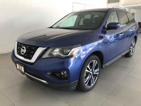 Nissan Pathfinder 2018 5p Exclusive V6/3.5 Aut