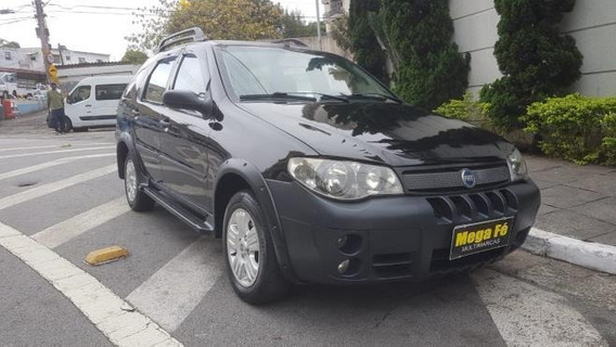 Fiat Palio Weekend Adventure 1.8 8v Flex Completo 2005