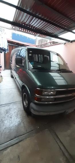 Chevrolet Express Van 1500 Año 2000