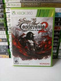 Castlevania Lords Of Shadow 2 - Xbox 360 - Original -