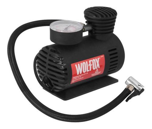 Compresor Aire 300psi Wolfox Wf1011