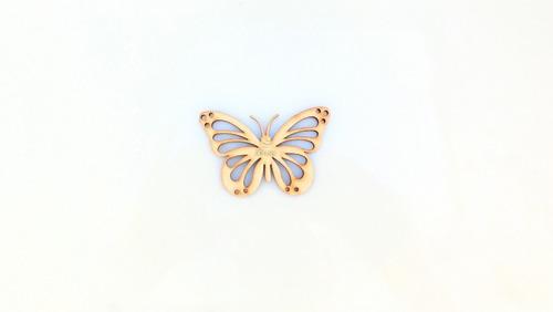Mariposa Calada X300u 5x3.3 - Mdf / Fibrofacil