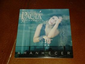 Cd Paula Fernandes - Amanhecer - Promocional