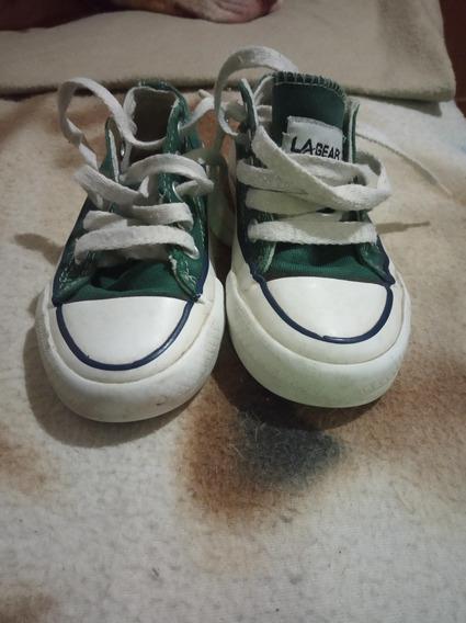 Zapatillas La-gear Para Niños