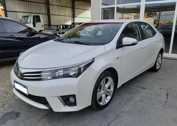 Toyota Corolla Xli Año 2016