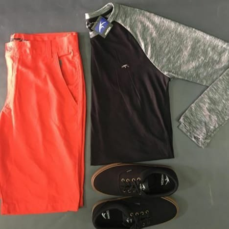 Kit Tenis Maresia + |camisa Longa Maresia + Bermuda Revert