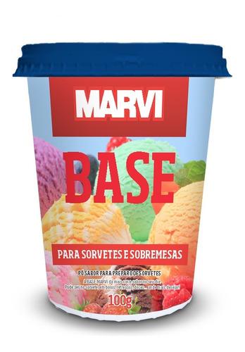 Kit Sorvete Em Casa Sabor+emulsificante+liga Neutra