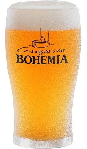 Copo Cervejaria Bohemia 340ml