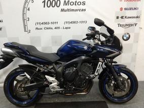 Yamaha Fazer 600 S 2009 Otimo Estado Aceito Moto