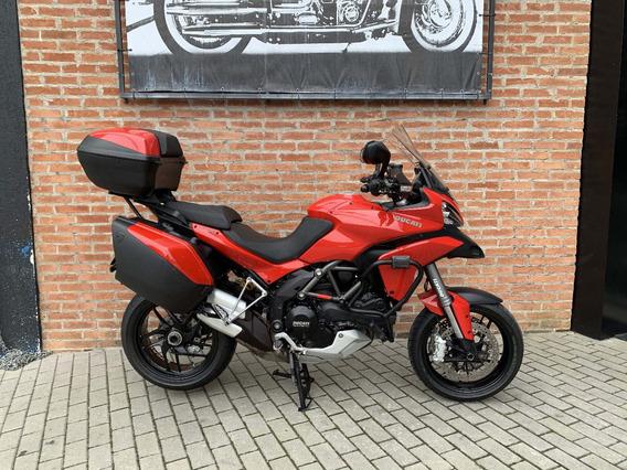 Ducati Multistrada 1200 S Touring 2013