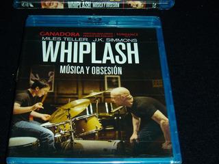 Blu Ray Whiplash ( Leer Descripción)
