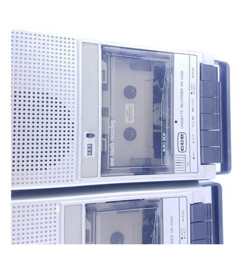 Cce Cassette Recorder Dr-2000 Original - No Estado