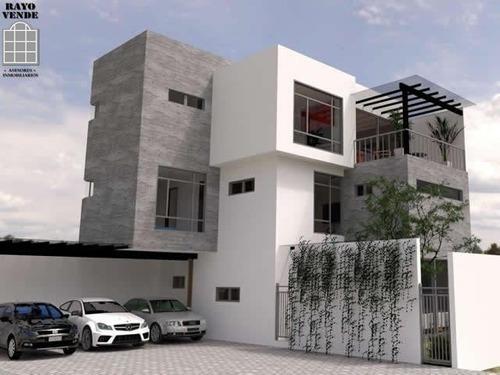 Casa En Condominio - San Jerónimo Aculco