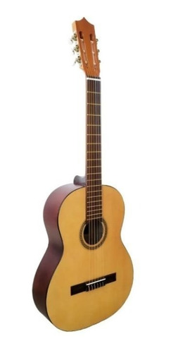 Guitarra Criolla Clasica Estudio Natural Bamboo