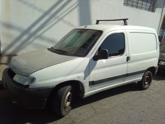 Peugeot Partner Furgon 1.6 Porta Lat. Corred. 5p 2007