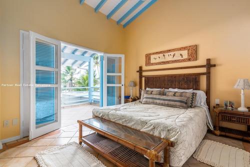 Imagem 1 de 15 de Casa Em Condomínio Para Venda Em Ubatuba, Lagoinha, 5 Dormitórios, 5 Suítes, 6 Banheiros, 2 Vagas - 3164_2-1180475
