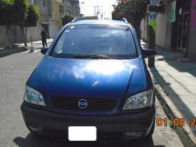 Chevrolet Zafira 2004 Confort. Minivan