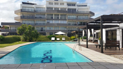 Impecable , Frente Al Mar, Apartamento Parada 37 Mansa