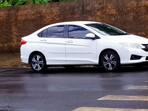 Honda City 2017 1.5 Ex Flex Aut. 4p