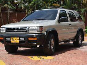 Nissan Pathfinder Mod 98 Original Exc Estado A Gas 4 X 4