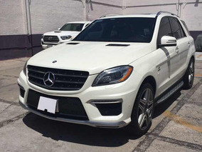 Mercedes-benz Clase M 5.5l Ml 63 Amg Mt 2013