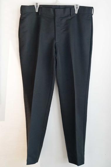 Pantalón De Vestir Hombre Import. Usa -perry Ellis -t. 38-30