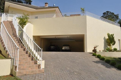Casa Em Parque Das Artes, Embu Das Artes/sp De 400m² 4 Quartos À Venda Por R$ 1.350.000,00 - Ca121822