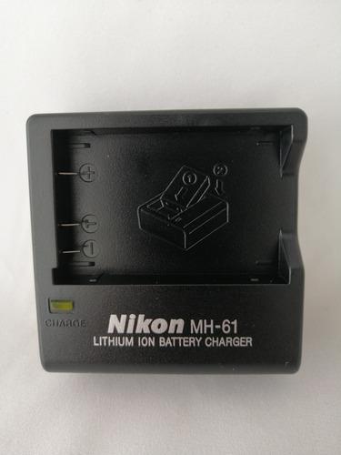Cargador Nikon Mh-61 Para Batería En-el5
