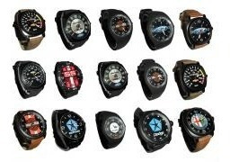 Relógio De Pulso Ford Volks Harley Davidson Chevrolet