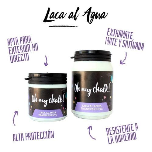 Laca Al Agua Oh My Chalk! 370cc - Belgrano/ Envíos