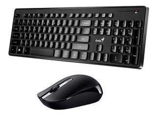 Combo Inalambrico Genius 8006 Mouse + Teclado Programable