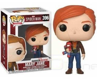 Funko Pop! Games Spiderman - Mary Jane - Funko Pop