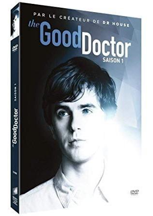 Dvd The Good Doctor ( O Bom Doutor) 1ª E 2ª Temporada Dublad