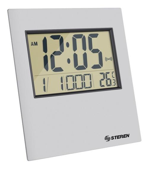 Reloj Digital Con Alarma Y Termómetro |clk-305