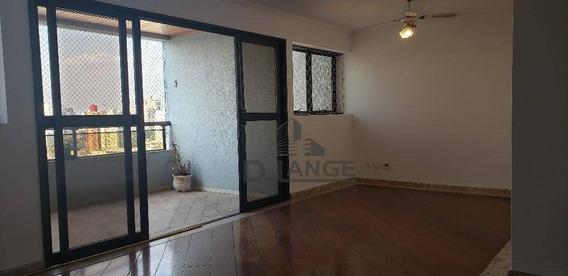 Apartamento Com 4 Dormitórios À Venda, 148 M² Por R$ 799.000,00 - Vila Itapura - Campinas/sp - Ap18312