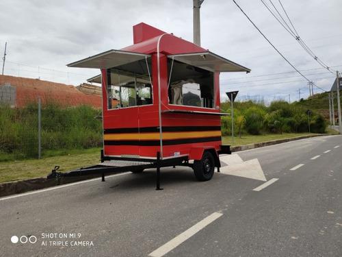 Treilher  Foody Truck  Brasil Mg Carretinhas Treilher Usados
