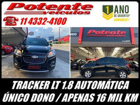 Chevrolet Tracker Lt 1.8 16v Ecotec, Gff4620