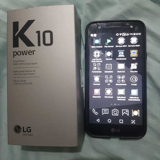 Lg K10 Power M320 - Tv, Dual, 32gb 13mp, 4g - Usado