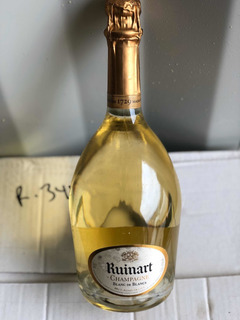 Champagne Francés Ruinart Blanc De Blanc
