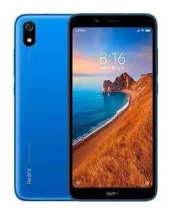 Xiaomu Redimir 7a 32g Xiomim Xiomi Xiaiome Celular Azul