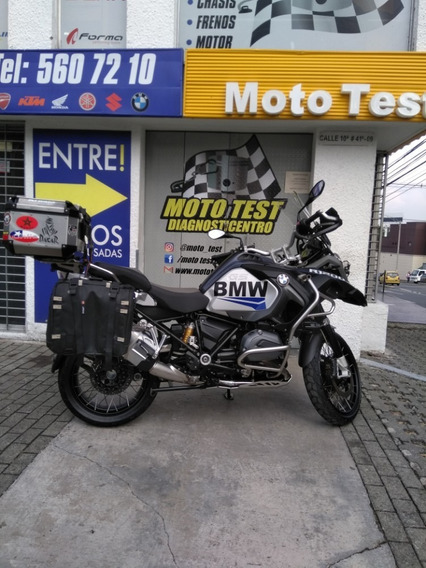 Bmw R1200gs Adventure Modelo 2016 Km 28.500