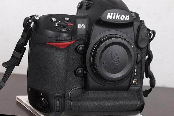 Nikon D3 (carregador E 1 Bateria Original)