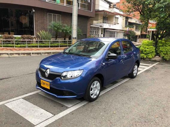 Renault Logan 2017 Full Equipo