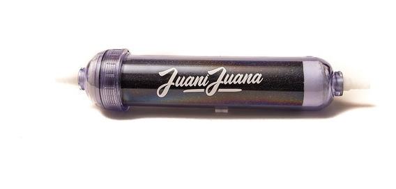 Filtro Declorador Agua Xl Juanijuana + Repuesto Carbon Activ