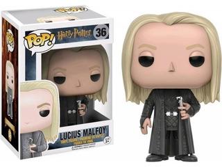 Funko Pop! Harry Potter Lucius Malfoy Original!!!