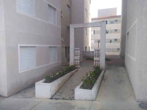 Apartamento No Residencial Milano